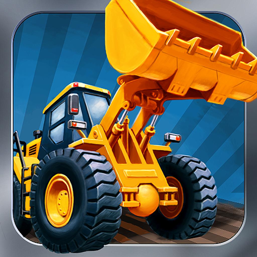 kids vehicles construction hd for ipad bulldozer excavator